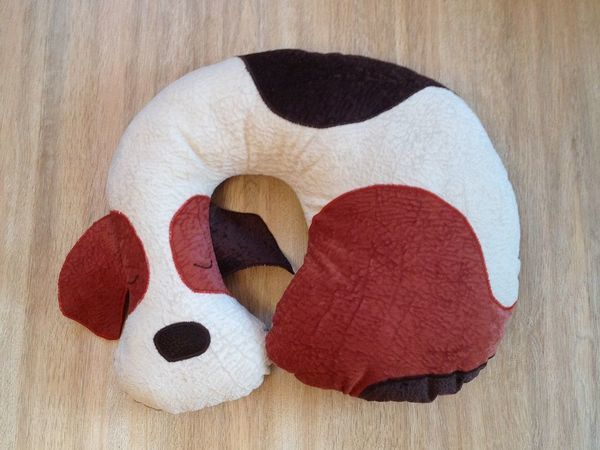 Делаем собаку-подушку-подголовник | Ярмарка Мастеров - ручная работа, handmade