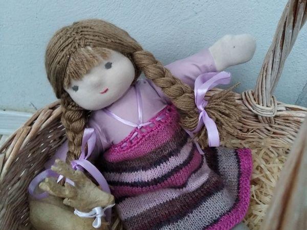 Вальдорфские куколки от 1500 руб | Ярмарка Мастеров - ручная работа, handmade