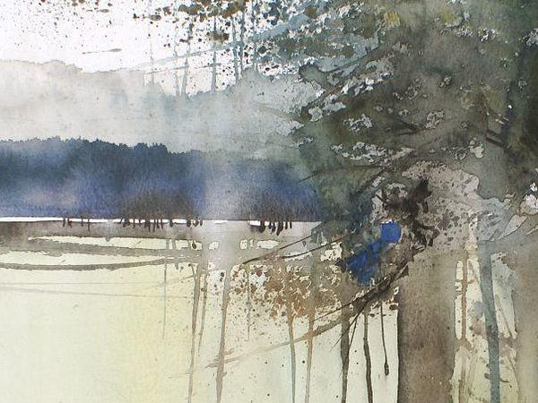 «Не как все»: мастер акварельной живописи Xavier Swolfs   Ярмарка Мастеров - ручная работа, handmade