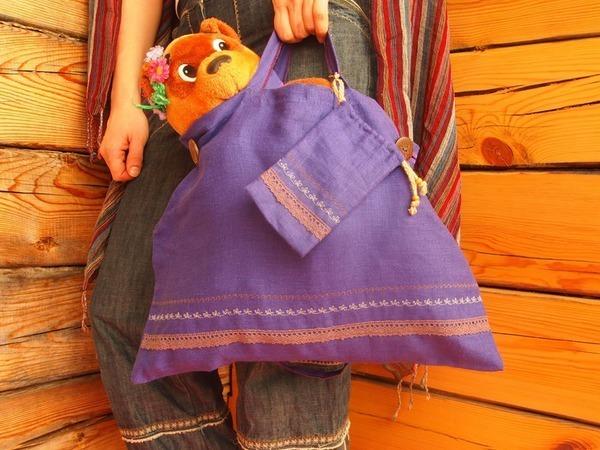 Радужная коллекция Эко-сумок! | Ярмарка Мастеров - ручная работа, handmade
