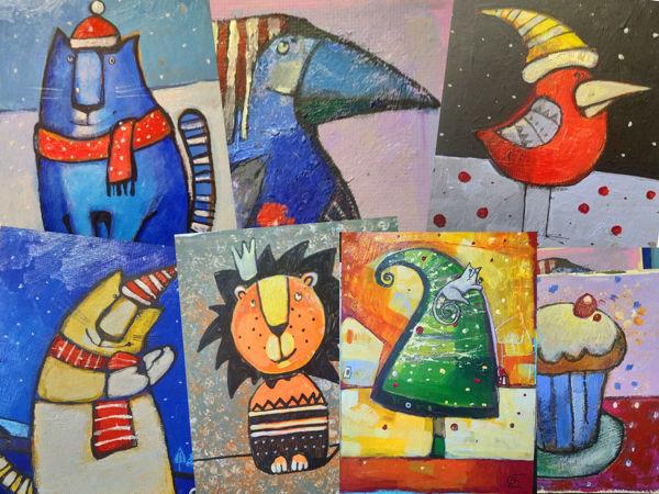 Мастер класс акрилом для  детей в Спб на зимних каникулах   Ярмарка Мастеров - ручная работа, handmade