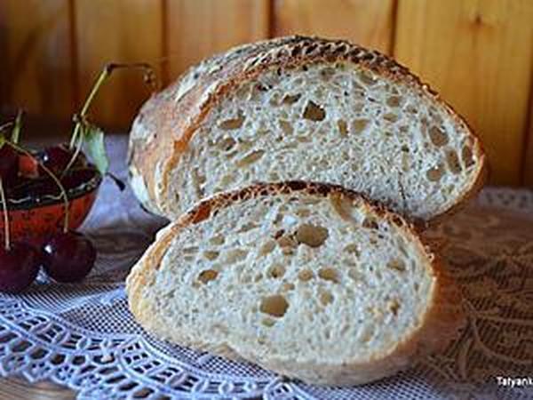 Хлебушек на живой закваске   Ярмарка Мастеров - ручная работа, handmade