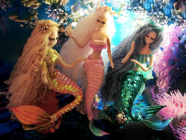 Under the Sea   Ярмарка Мастеров - ручная работа, handmade