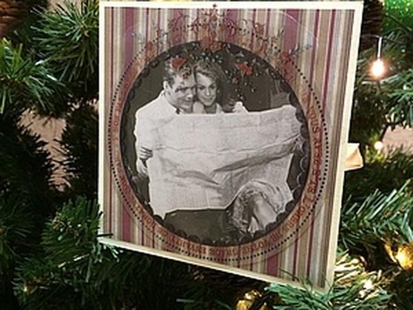 Новогодняя открытка | Ярмарка Мастеров - ручная работа, handmade