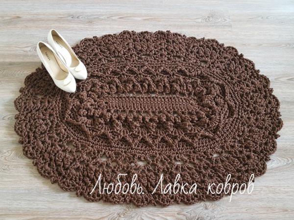 Предложи свою цену на коврик !!!!   Ярмарка Мастеров - ручная работа, handmade