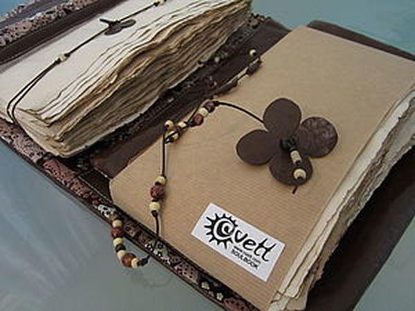 Новая Авторская Разработка от Cvett - Soulbook со сменным блоком. | Ярмарка Мастеров - ручная работа, handmade