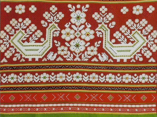 Вышитая радость Зои Алексеевны Зайцевой: прекрасные работы признанного мастера | Ярмарка Мастеров - ручная работа, handmade