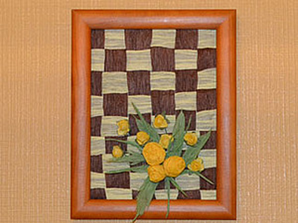 Мастер-класс «Создание настенного панно»   Ярмарка Мастеров - ручная работа, handmade
