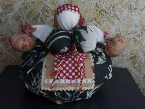 Кукла Травница — оберег здоровья | Ярмарка Мастеров - ручная работа, handmade