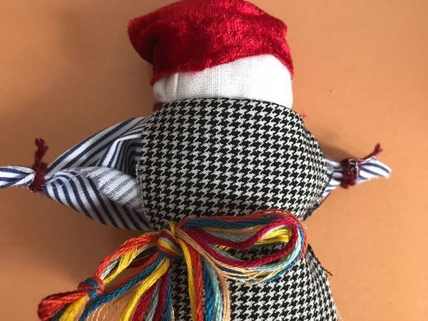 Создаем славянскую насыпную куклу «Богач» | Ярмарка Мастеров - ручная работа, handmade