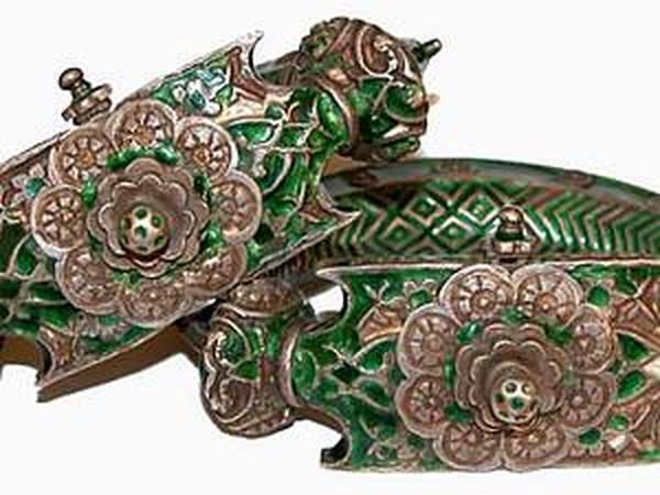 Старинные этнические украшения. | Ярмарка Мастеров - ручная работа, handmade