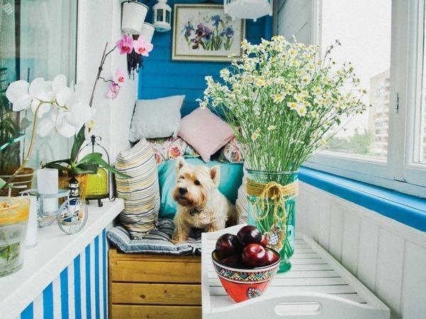 Ваш любимый балкон | Ярмарка Мастеров - ручная работа, handmade