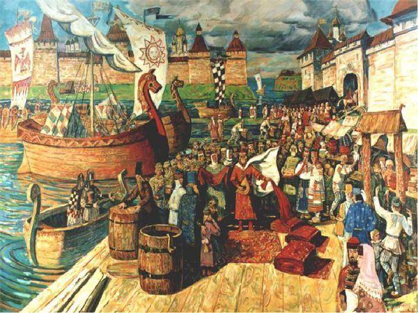 Русские ярмарки: как все начиналось. От древнего торжища до наших дней   Ярмарка Мастеров - ручная работа, handmade