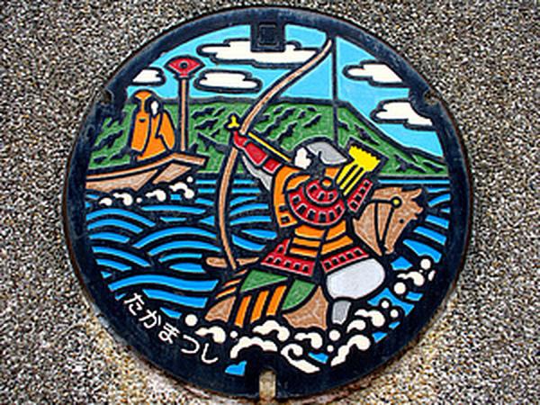 Это не искусства глюк, а канализационный люк   Ярмарка Мастеров - ручная работа, handmade