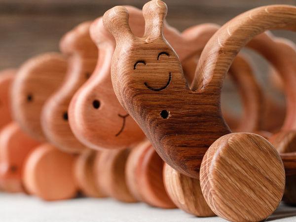 Первые игрушки | Ярмарка Мастеров - ручная работа, handmade