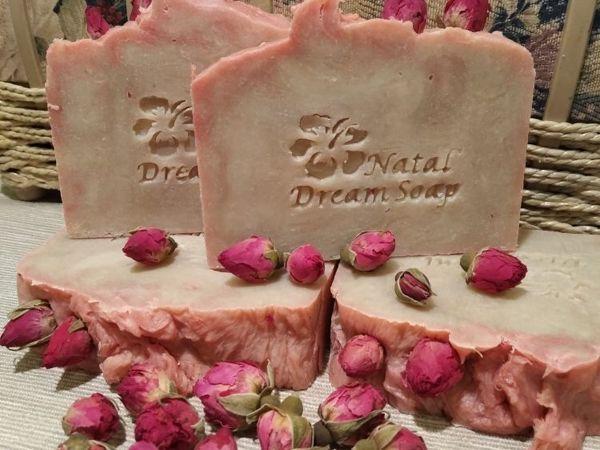 Соляное с Розовой глиной. Декабрь 2018 | Ярмарка Мастеров - ручная работа, handmade