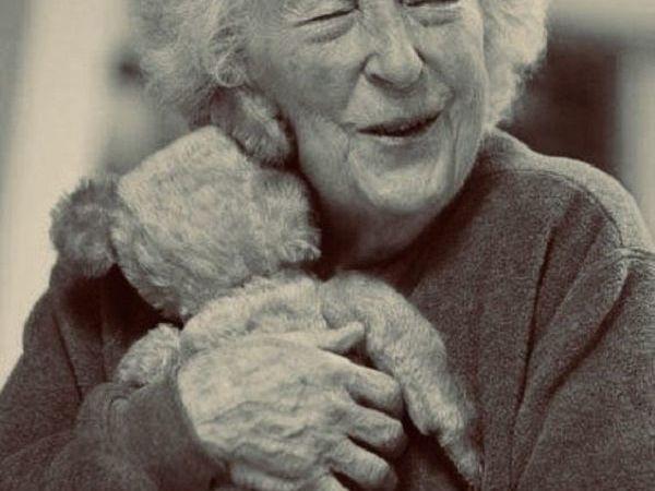 Феномен плюшевого медвежонка | Ярмарка Мастеров - ручная работа, handmade