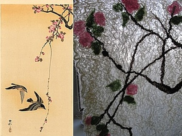 Японская сакура | Ярмарка Мастеров - ручная работа, handmade