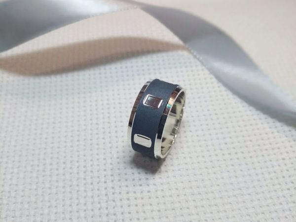 Широкое кольцо  « Зеркала » | Ярмарка Мастеров - ручная работа, handmade