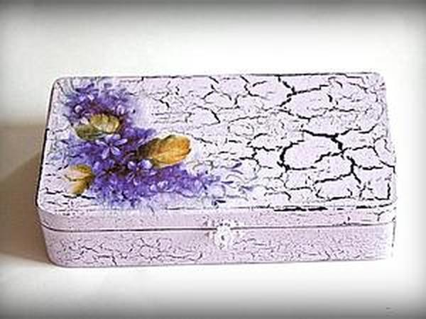 Все тайны одношагового кракелюра | Ярмарка Мастеров - ручная работа, handmade