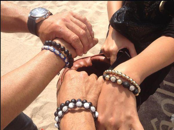 Мужские браслеты на грани стиля унисекс | Ярмарка Мастеров - ручная работа, handmade