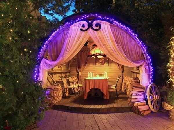 Необычные дачные домики и дачные интерьеры   Ярмарка Мастеров - ручная работа, handmade