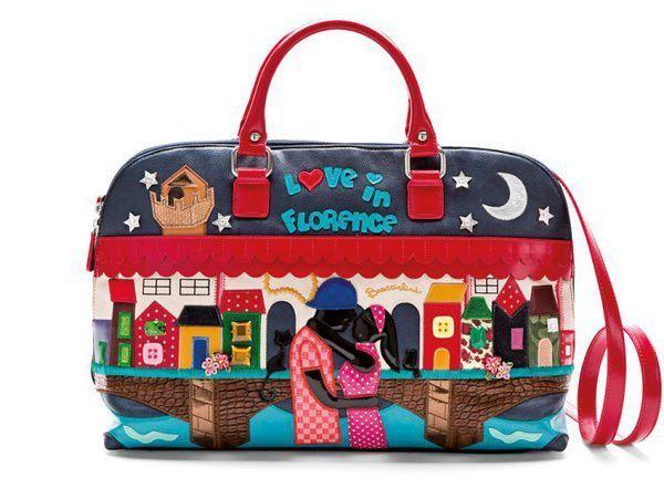 d7800f60d37b Фантазийные сумки от Braccialini | Ярмарка Мастеров - ручная работа,  handmade