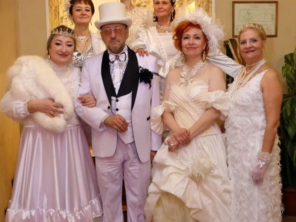 Белая Вечеринка   Ярмарка Мастеров - ручная работа, handmade