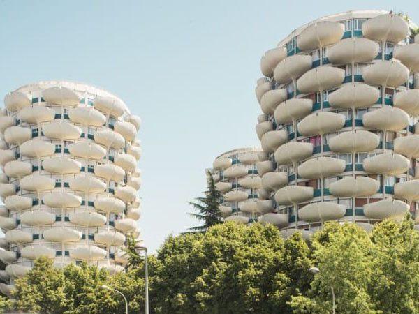 Organic Architecture by Gerard Grandval | Livemaster - handmade