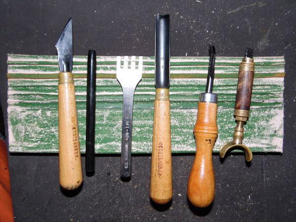 Делаем универсальный брусок для правки инструмента   Ярмарка Мастеров - ручная работа, handmade