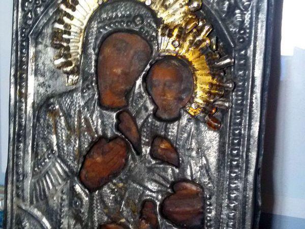Аукцион на старинную икону | Ярмарка Мастеров - ручная работа, handmade