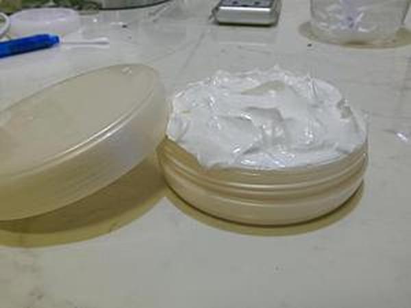 Косметическое масло-суфле своими руками | Ярмарка Мастеров - ручная работа, handmade