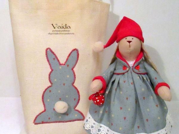 Шьем подарочный мешочек для текстильной игрушки | Ярмарка Мастеров - ручная работа, handmade