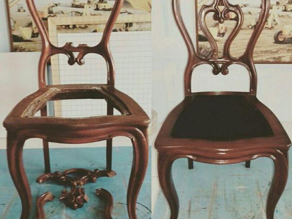 Реставрация стульев | Ярмарка Мастеров - ручная работа, handmade