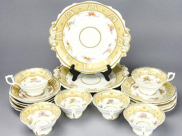 Десертный набор Риджуэй и Роби У. Риджуэй (и сын) Узор 525 | Ярмарка Мастеров - ручная работа, handmade