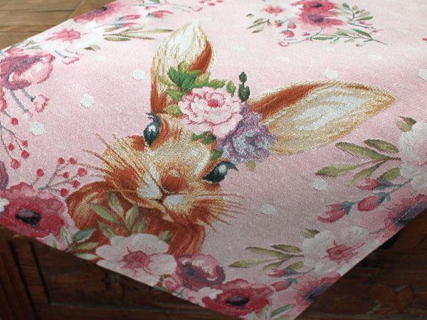 Ну такая зайка, такая зайка, такая милая, такая розовая, такая девочка цветочная   Ярмарка Мастеров - ручная работа, handmade