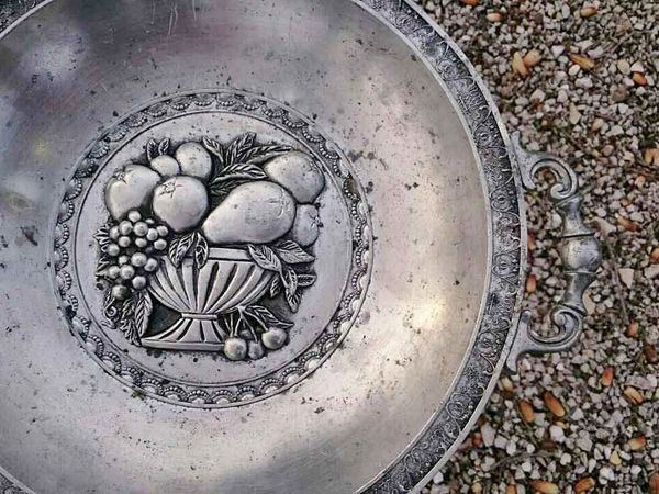 Распродажный четверг! Скидка 50% на оловянные тарелки | Ярмарка Мастеров - ручная работа, handmade