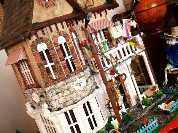 История кукольного дома: как развивалось миниатюрное искусство   Ярмарка Мастеров - ручная работа, handmade