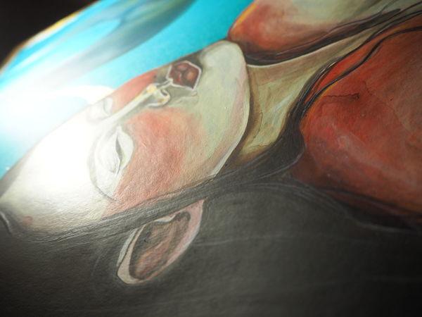 Обзор на русалку | Ярмарка Мастеров - ручная работа, handmade
