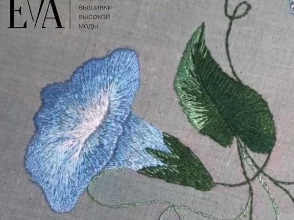 Обучение вышивке гладью в Москве   Ярмарка Мастеров - ручная работа, handmade