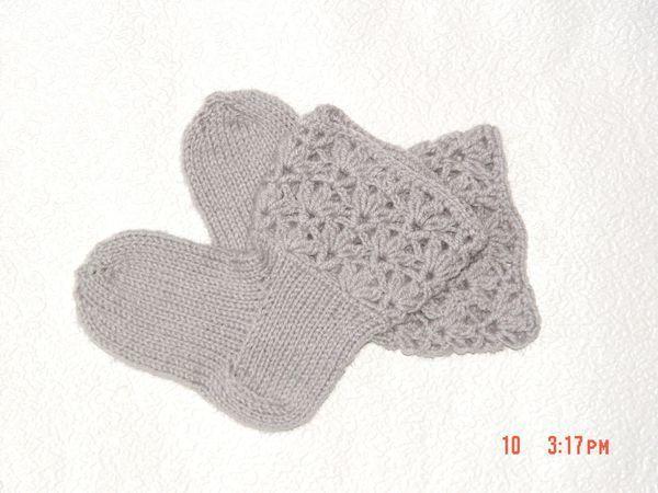 Новая работа! Детские носочки | Ярмарка Мастеров - ручная работа, handmade