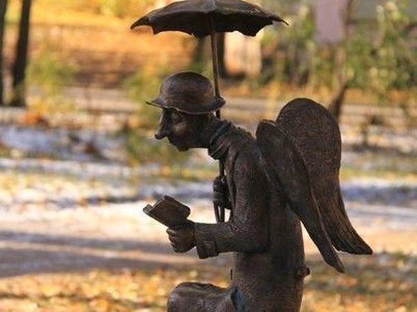 История «Петербургского ангела» Романа Шустрова   Ярмарка Мастеров - ручная работа, handmade