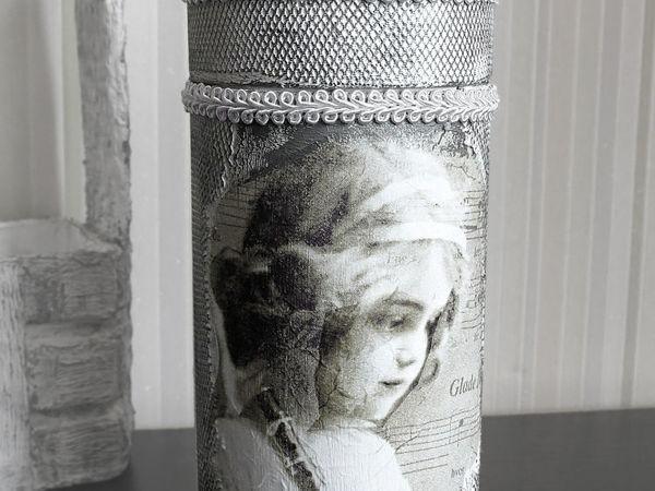Идея декора коробки для чая   Ярмарка Мастеров - ручная работа, handmade