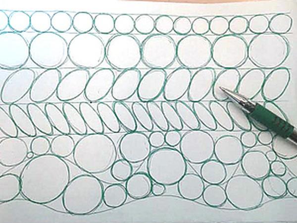 Тренировка рисования от руки | Ярмарка Мастеров - ручная работа, handmade
