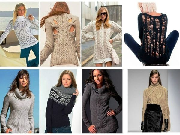 Вязаный свитер 2019 | Ярмарка Мастеров - ручная работа, handmade