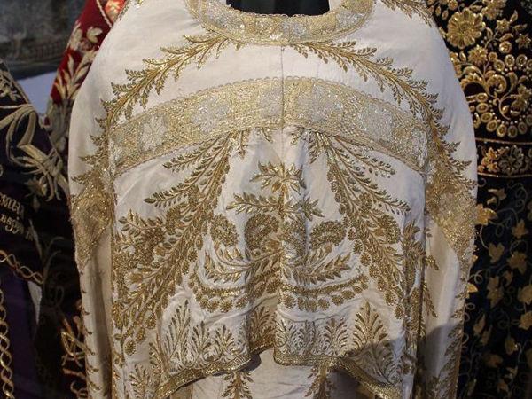 Придворные наряды жаловались церкви | Ярмарка Мастеров - ручная работа, handmade