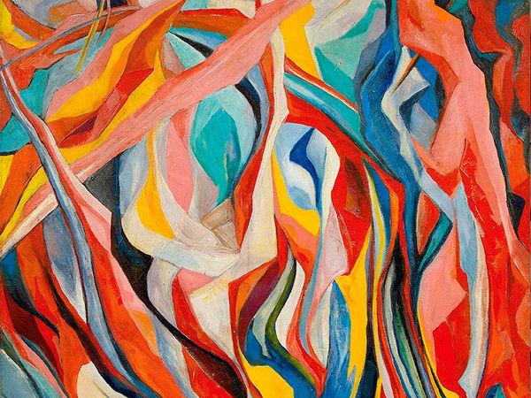 Лидия Мастеркова — художница с Бульдозерной выставки | Ярмарка Мастеров - ручная работа, handmade