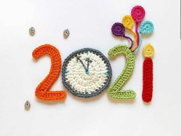 С Новым 2021 годом!!!! | Ярмарка Мастеров - ручная работа, handmade