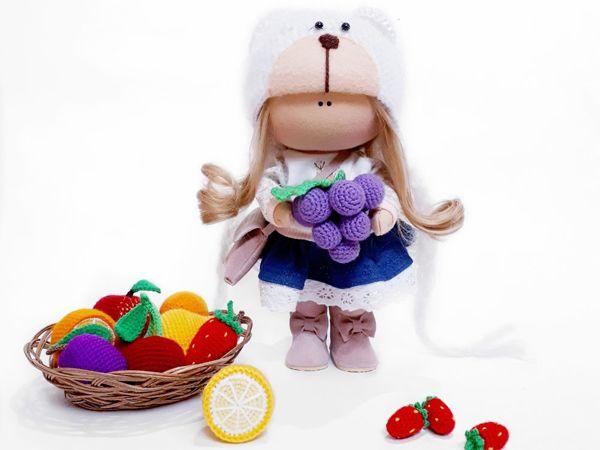 Урожай. Фрукты, овощи, грибы | Ярмарка Мастеров - ручная работа, handmade