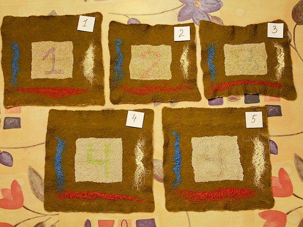 Обзор и анализ различных способов валяния | Ярмарка Мастеров - ручная работа, handmade